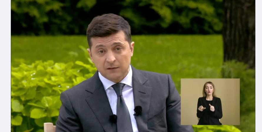 Владимир Зеленский, пресс-конференция, мендель, дата, большая, фото