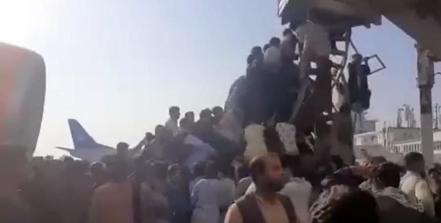 Афганистан, Кабул, аэропорт,