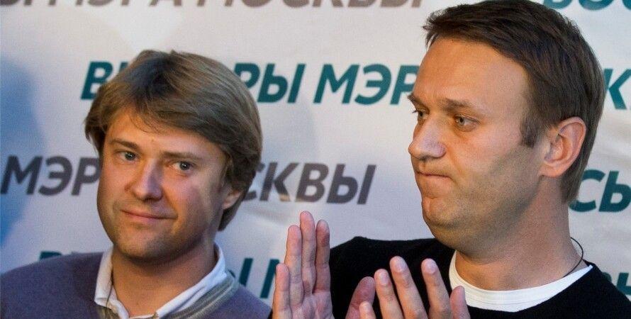 Олексій Навальний, Володимир Ашурков, ФБК, Фонд боротьби, Росія, санкції, список