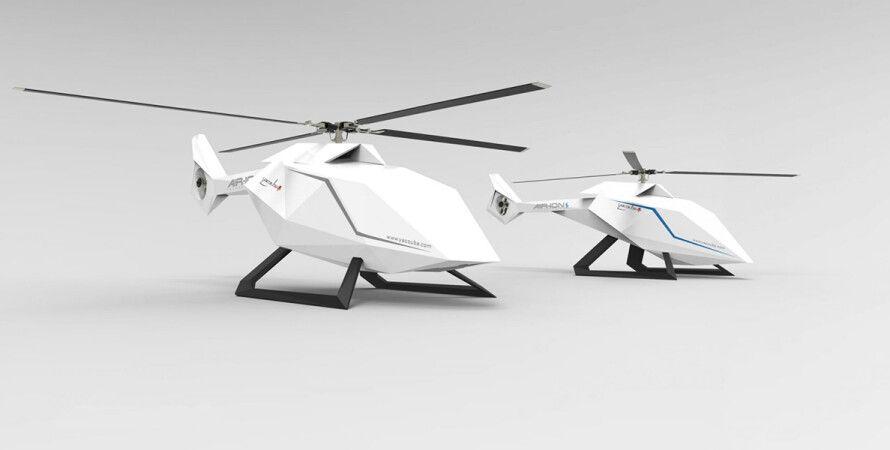 Дизайн дрона AIR-ION Technologies / Фото: air-ion.com
