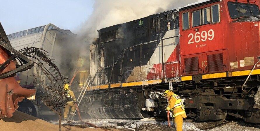 Фото: Warman Fire Rescue