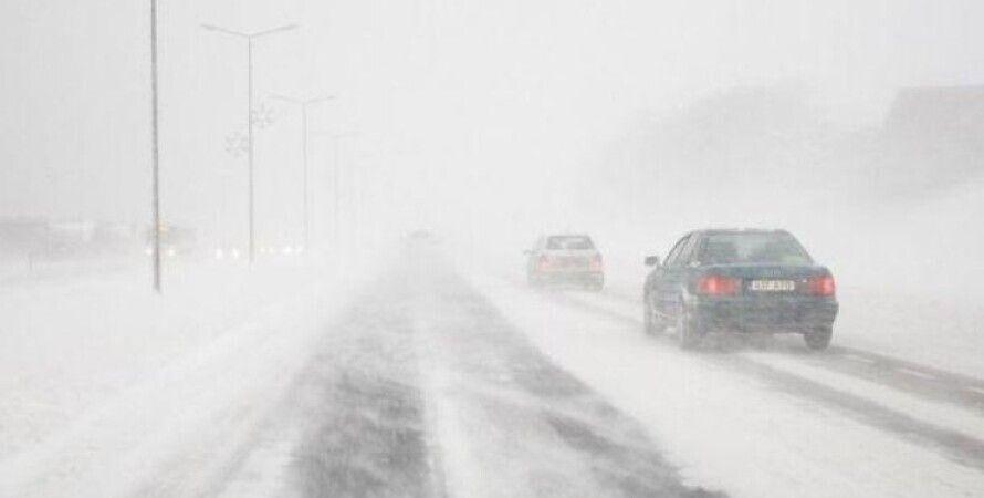 погода, снег, дождь, снегопады, Укргидрометцентр, Наталья Диденко