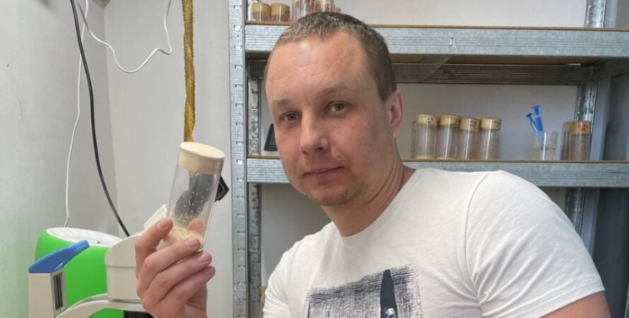 Олег Лущак, біохімік, вчений, молекула пам'яті