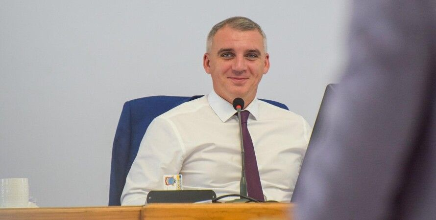 Мэр, Николаев, Александр Сенкевич, сенкевич, переводчик