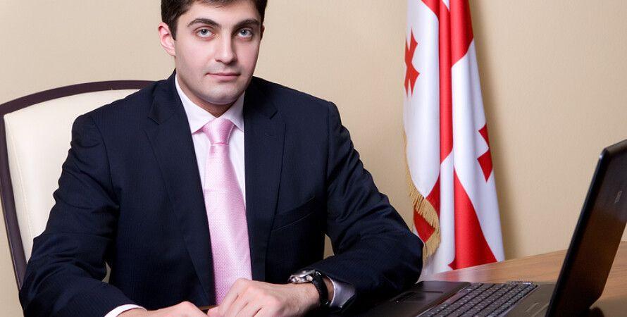 Давид Саквалеридзе / Фото: heretifm.com