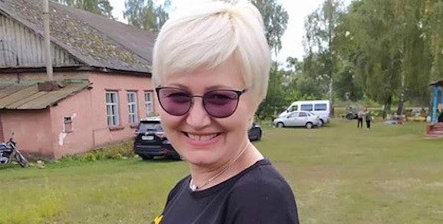 Лариса Ницой, писательница, экскурсии по Киеву