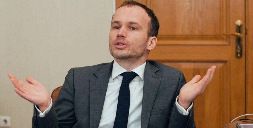Денис Малюська, минюст, Анатолий Шарий, партия шария, YouTube-канал, блокировка