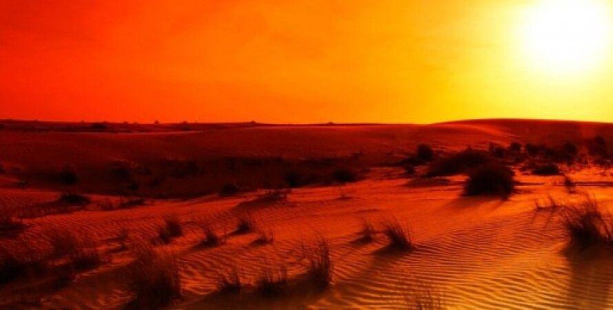 Климат Земли становится все жарче / Фото: hi-news.ru