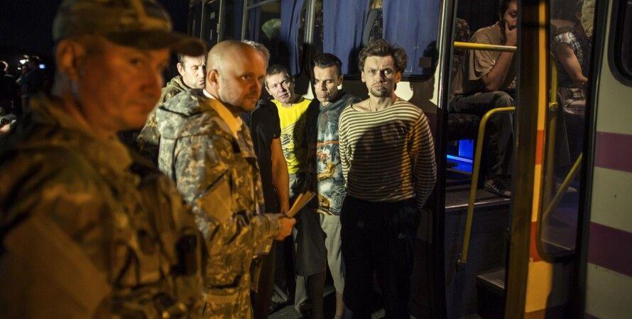 Обмен пленными в Донбассе / Фото: blog-donbassa.com