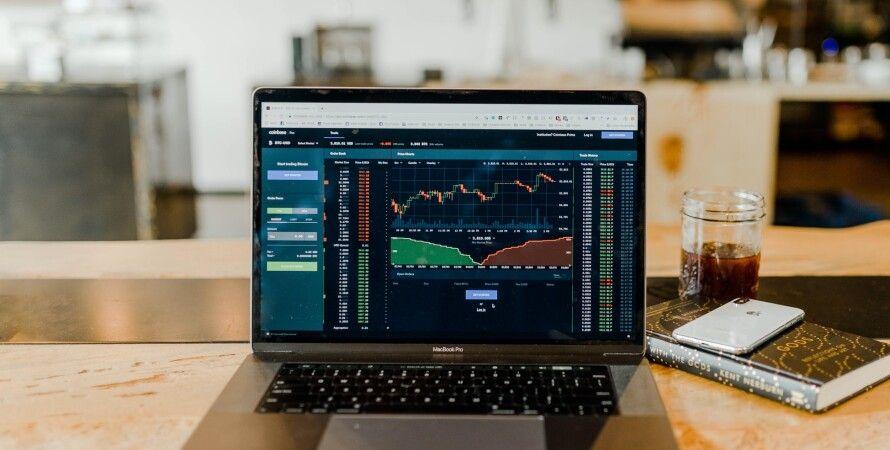 биржа, акции, Tesla, Facebook, Netflix, Microsoft