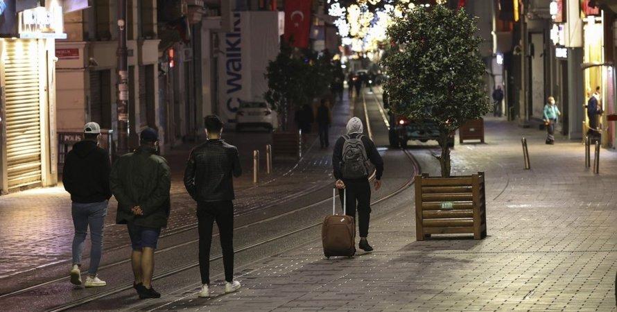 Турция, коронавирус, карантин, локдаун, 29 апреля, 17 мая,