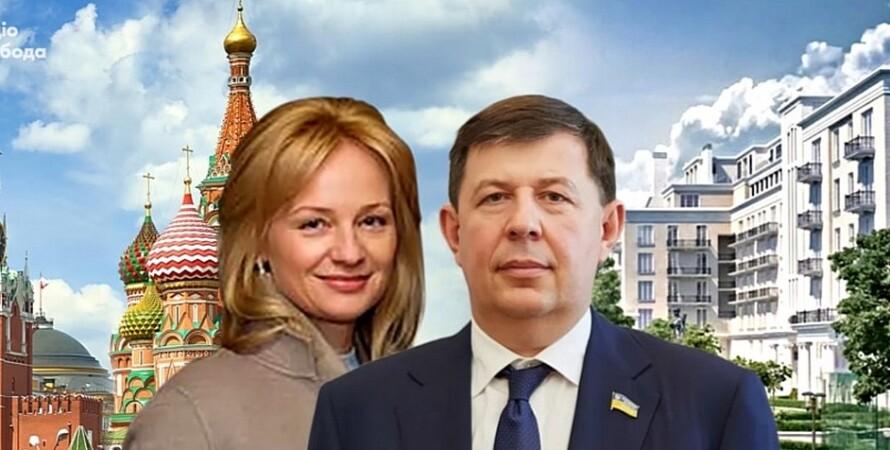 тарас козак, наталья лавренюк, 112 украина, newsone, zik, покупка телеканалов, блокировка каналов