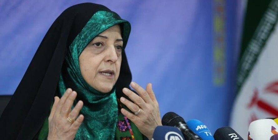 Масумех Эбтекар/Фото: Al-Arabiya
