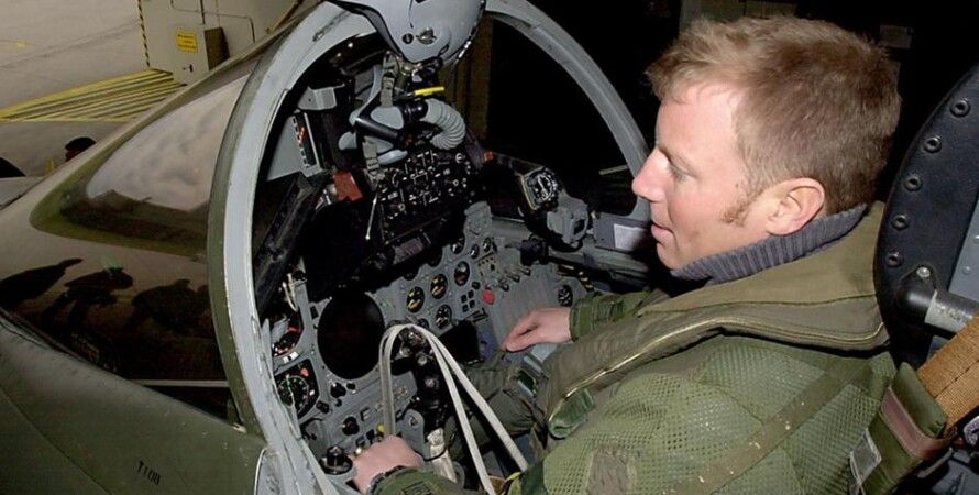 Пилот самолета Tornado / Фото: picture-alliance/dpa/H.Pfeiffer
