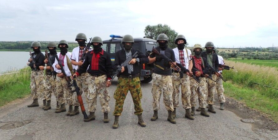 "Фото: Facebook батальона ""Луганск"""