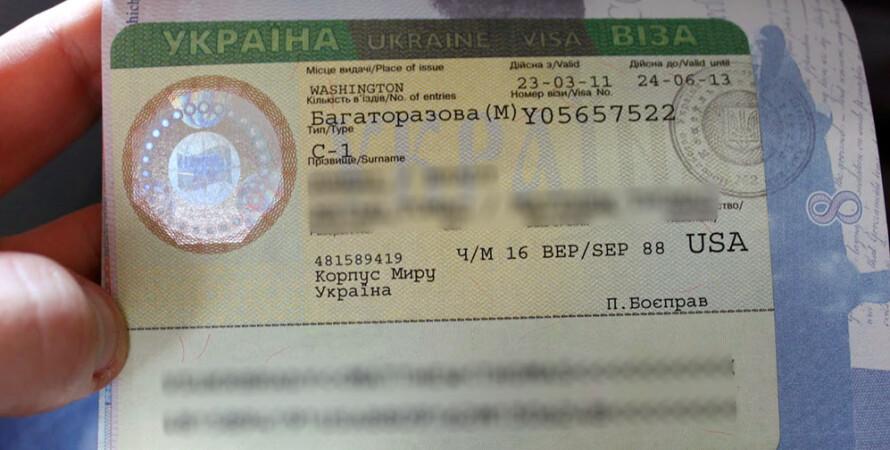 Иностранцы, Владимир Зеленский, Биометрические данные, Виза, Закон Украины