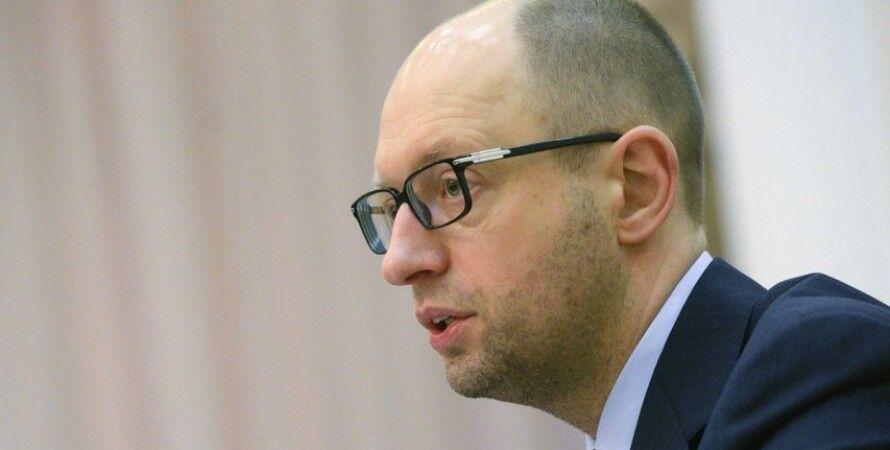 Арсений Яценюк / Фото: 24tv.ua