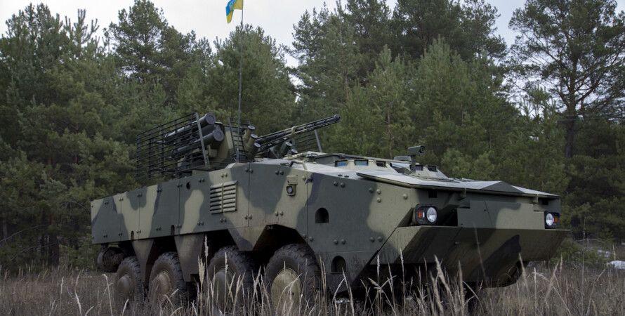 БТР-4МВ1 / Фото: Укроборонпром