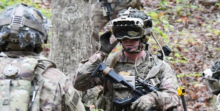 расширенная реальность в армии сша, microsoft поставки для армии сша