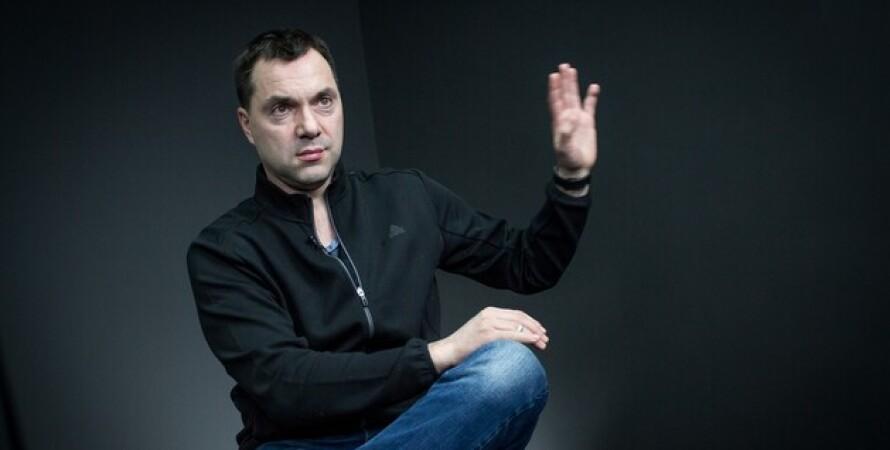 Алексей Арестович, спикер делегации в ТКГ, советник главы офиса президента