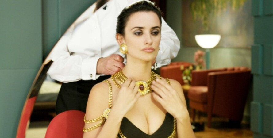 Пенелопа Крус, скриншот, актриса