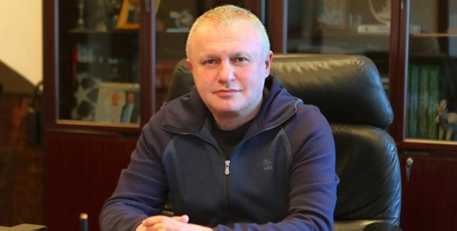 Ігор Суркіс Динамо Київ