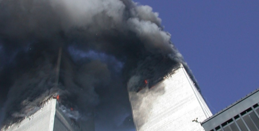 11 сентября, теракт, фото