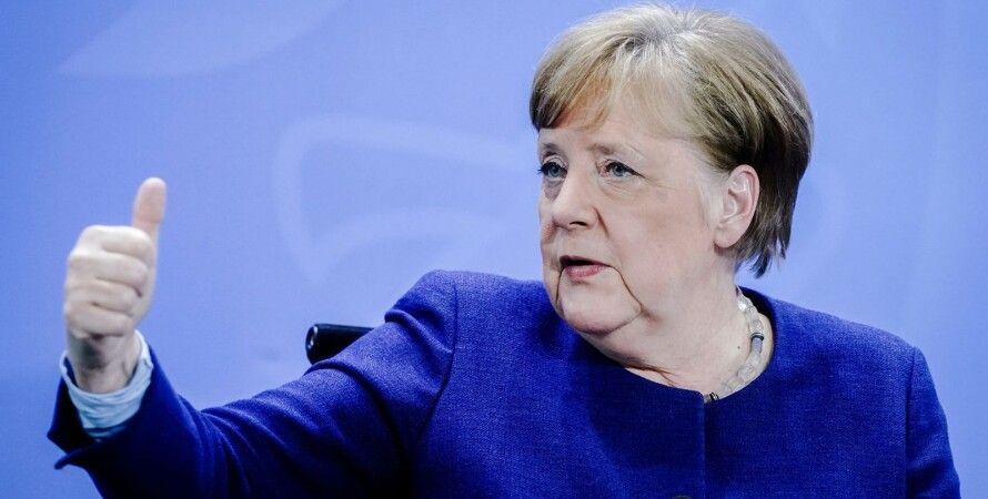 Ангела Меркель, вакцина, супутник, росія, підтримка, єс