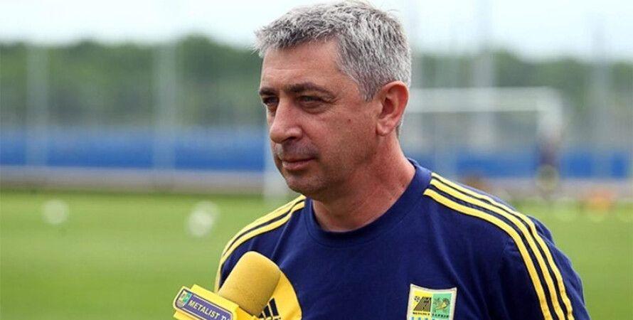 Александр Севидов / Фото: dynamo.kiev.ua