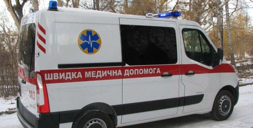 Скорая помощь / Фото: Visnyk.lutsk