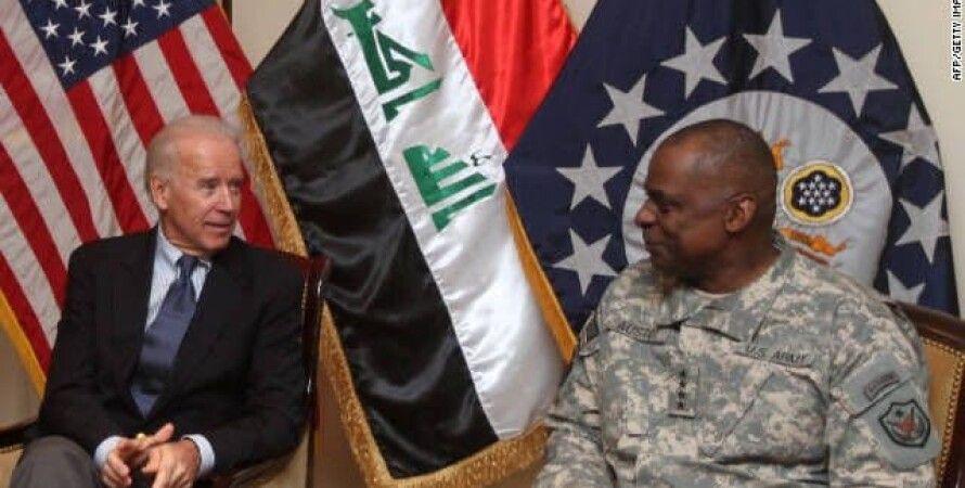 США, Министр обороны, Джо Байден, Ллойд Остин