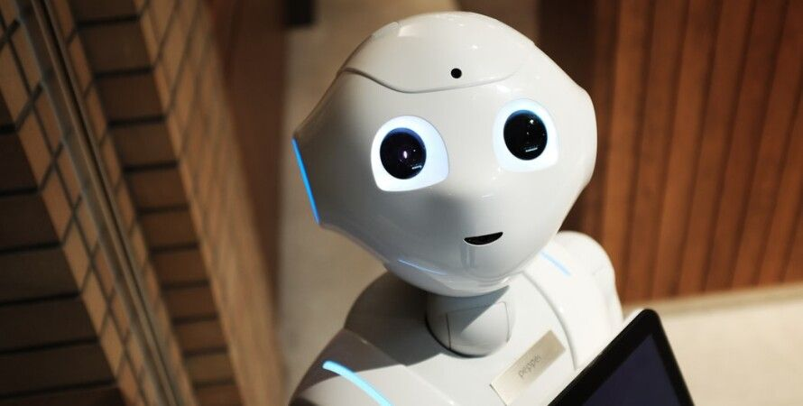 робот, ІІ, кібербезпека
