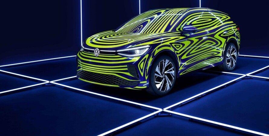 Volkswagen, электрокар, Trinity, авто