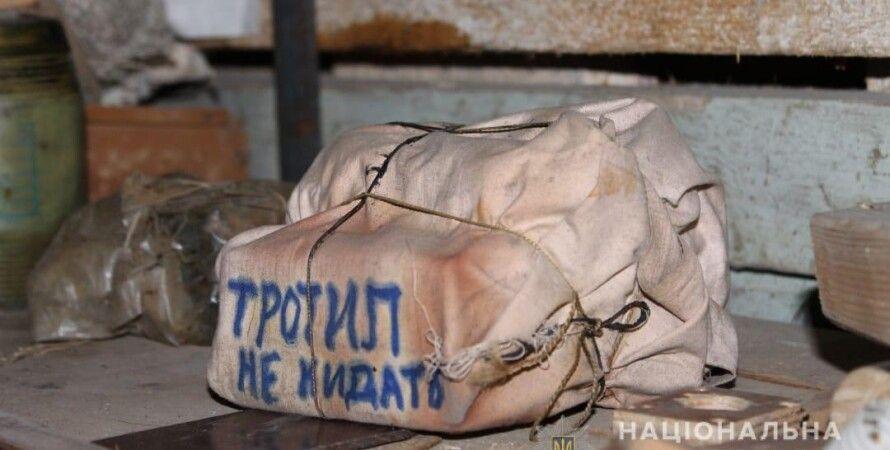 Фото: Facebook/Полиция киевской области