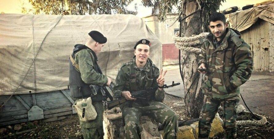 Российские солдаты в Сирии / Фото: topwar.ru