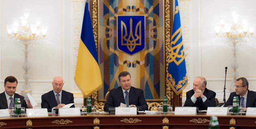 Бывшее руководство Украины / Фото: facebook.com/president.gov.ua