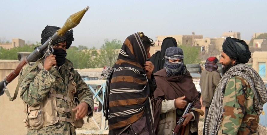 Афганістан, Кабул, таліби,