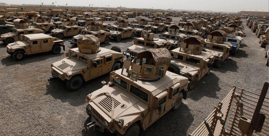 Humvee / Фото: artofwarops.com