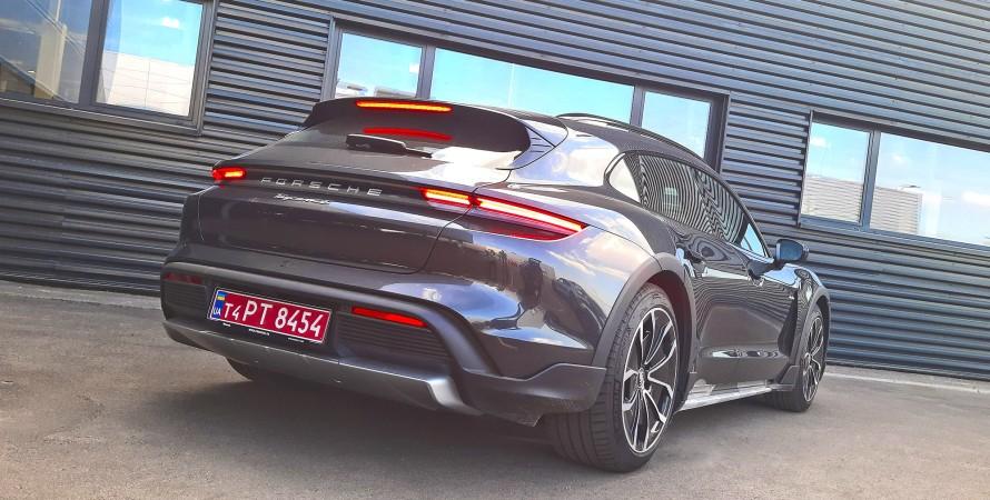 Porsche Taycan Cross Turismo продажу в Україні