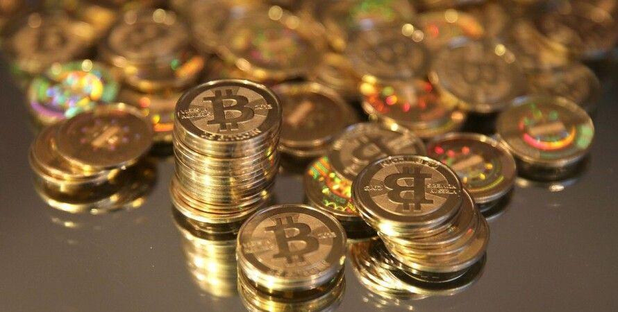 биткоин, криптовалюта, курс, доллар, рекорд,