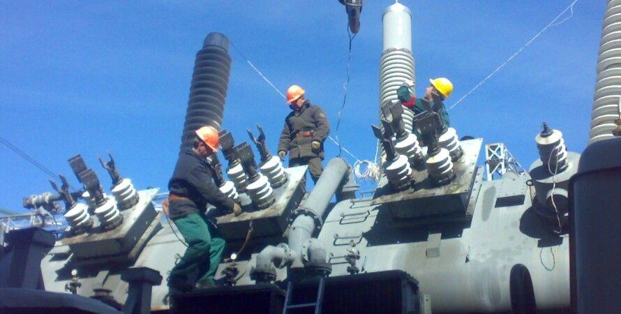 Энергоатом, производство электроэнергии, Атомремонтсервис