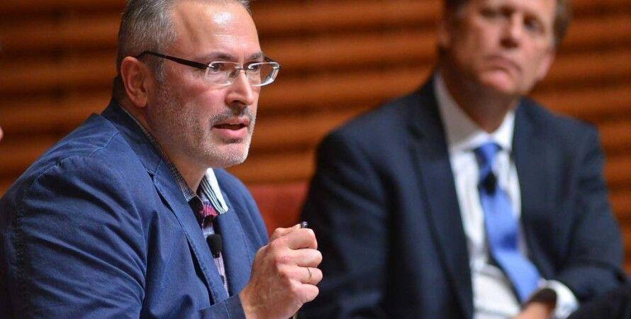 Михаил Ходорковский / Фото из открытого источника