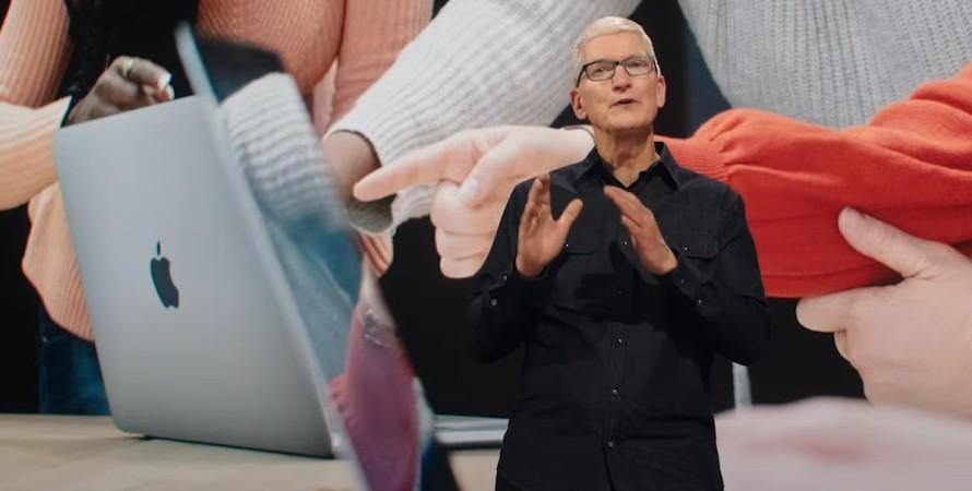 Apple, WWDC-2021, презентація,
