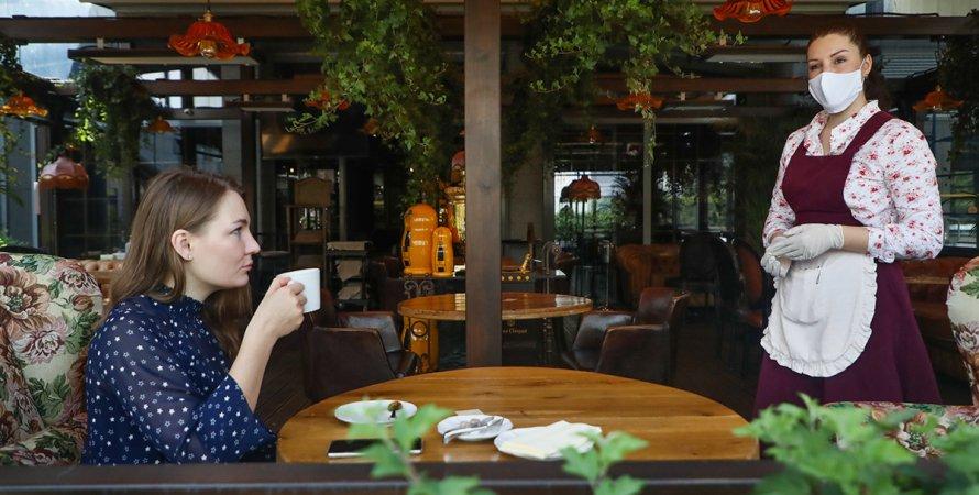 москва, ресторани, відвідування