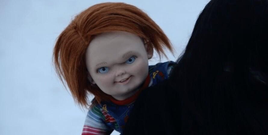 кукла Чаки, объявление, розыск