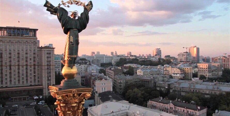 Киев, Загрязнение воздуха, Оксана Ставнийчук, автомобили