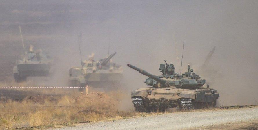 отвод войск от украинской границы, напряжение на границе рф и украины