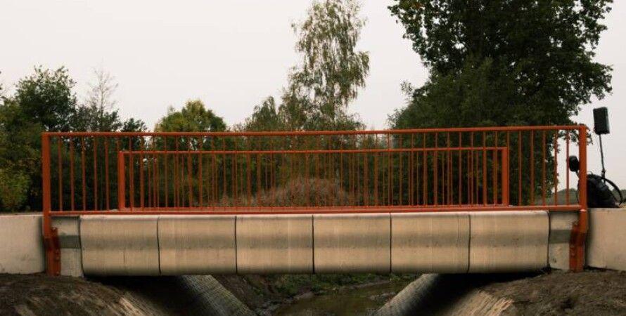 Велосипедный мост, напечатанный на 3D-принтере /Фото: nos.nl
