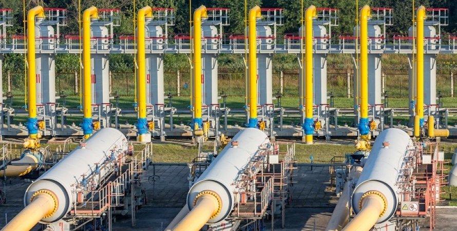 Бильче-Волицко-Угерское, ПХГ, запасы газа, фото