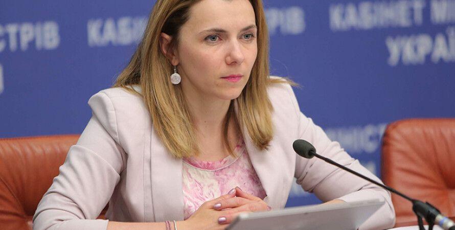 Наталья Микольская / Фото: Пресс-служба Кабмина